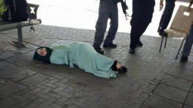 Photo of بیت المقدس میں فلسطینی لڑکی کی شہادت