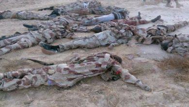 Photo of مصر میں 40 دہشت گردوں کی ہلاکت
