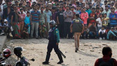 Photo of بنگلہ دیش میں انتخابات سے قبل بڑے پیمانے پرگرفتاریاں