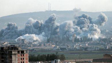 Photo of شام پر امریکی جارحیت، 8 عام شہری جاں بحق