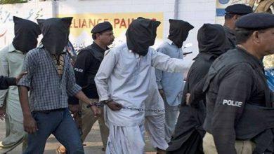 Photo of کرسمس کے موقع پرحملہ کرنے والے القاعدہ کے دہشت گرد گرفتار