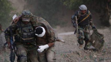 Photo of افغانستان میں 14 فوجی اور 20 داعشی ہلاک، 21 فوجی یرغمال