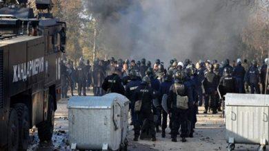 Photo of فرانس میں یلوجیکٹ مظاہرین کا جاری احتجاج