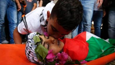 Photo of فلسطینی بچے کی شہادت