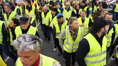 Photo of فرانس میں حکومت کے خلاف مظاہروں کا آغاز