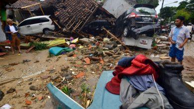 Photo of انڈونیشیا میں سونامی سے ہلاکتوں کی تعداد 375 ہوگئی