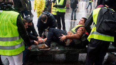 Photo of فرانس میں یلو ویسٹ مظاہروں میں مرنے والوں کی تعداد میں اضافہ