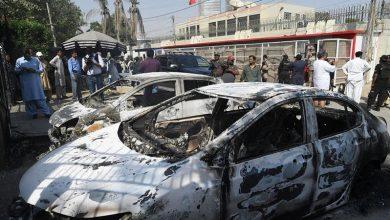 Photo of کراچی میں چینی قونصل خانے پر حملے کا ماسٹرمائنڈ ہلاک