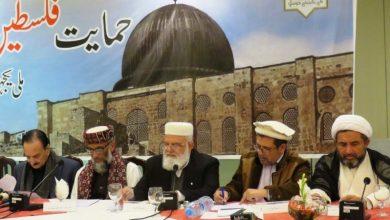 Photo of پاکستان میں فلسطین سے متعلق ایران کے موقف کی قدردانی