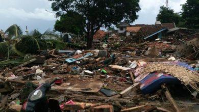Photo of انڈونیشیا میں تباہ کن سونامی 230 افراد ہلاک