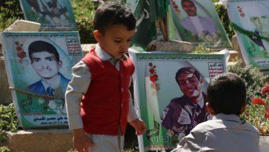 Photo of آج کل آباد ہیں یمن کے قبرستان! ۔