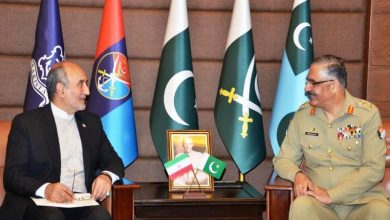 Photo of ایران و پاکستان کے درمیان دفاعی تعاون کی توسیع پر تاکید