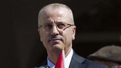 Photo of فلسطینی وزیراعظم رامی الحمد اللہ کابینہ سمیت مستعفی