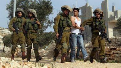 Photo of غرب اردن میں دسیوں فلسطینیوں کی گرفتاری