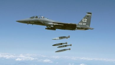 Photo of شام: امریکی اتحادی جنگی طیاروں کی بمباری 20 جاں بحق