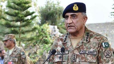 Photo of پاکستان امن کا خواہاں: پاکستانی آرمی چیف