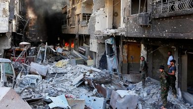 Photo of شام پر امریکی حملہ متعدد شہری جاں بحق