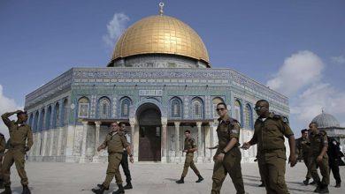 Photo of غاصب صیہونیوں کے ہاتھوں مسجد الاقصی کی بے حرمتی