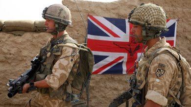 Photo of شام میں برطانیہ کے 5 فوجی ہلاک
