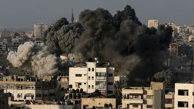 Photo of غزہ پر صیہونی حکومت کی جارحیت