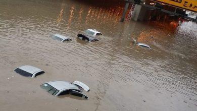 Photo of سعودی عرب میں سیلاب سے بڑے پیمانے پر تباہی