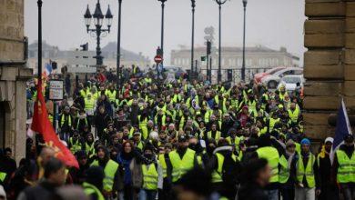 Photo of احتجاج پر قابو پانے کے لیے فرانسیسی صدر کی حکمت عملی
