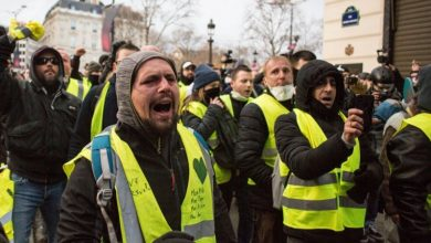 Photo of فرانس میں سرمایہ دارانہ نظام کے خلاف احتجاجی تحریک