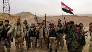 Photo of شام کے مغربی علاقے حماہ میں دہشت گردوں پر فوج کا حملہ