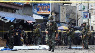 Photo of فلپائن میں چرچ دھماکے کی ذمہ داری داعش نے قبول کی