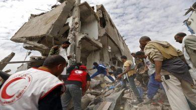 Photo of یمن پرسعودی جنگی طیاروں کی جارحیت متعدد افراد شہید