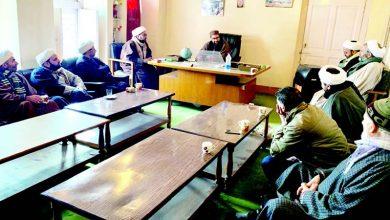 Photo of مسلمانوں کے درمیان اتحاد و اتفاق پر تاکید: میرواعظ عمر فاروق