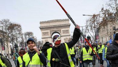 Photo of فرانس میں سرمایہ دارانہ نظام کے خلاف احتجاج جاری