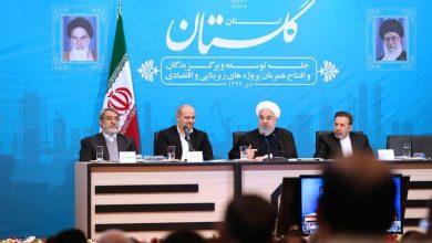 Photo of ایرانی، آزادی کا چالیسواں جشن سڑکوں پر منائیں گے: حسن روحانی