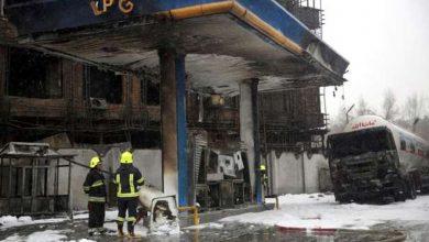 Photo of کابل میں گیس ٹینکر میں دھماکہ، 3 ہلاک، 23 زخمی