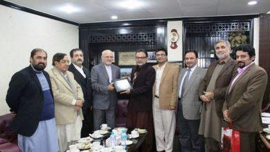 Photo of ایرانی کمپنیوں کو ترقیاتی منصوبوں میں سرمایہ کاری کی دعوت
