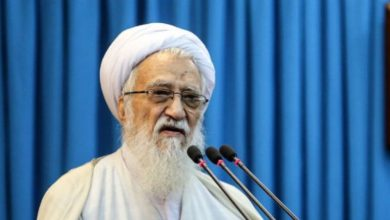 Photo of دہشت گردی کے خلاف جنگ مغرب کا سب سے بڑا جھوٹ، تہران کے خطیب جمعہ