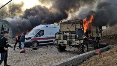 Photo of عراقی مظاہرین پر ترک فوج کی فائرنگ کی مذمت