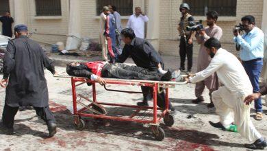 Photo of بلوچستان میں 2 بم دھماکے، 12 زخمی