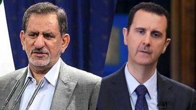 Photo of ایران کے نائب صدر کی شام کے صدر سے ملاقات