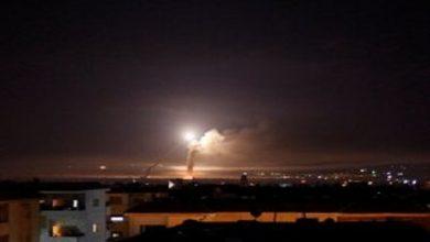 Photo of اسرائیلی جنگی طیاروں کا دمشق ایرپورٹ پر حملہ
