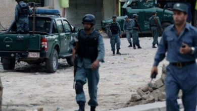 Photo of افغان صوبے لوگر کے گورنر کے قافلے پر خود کش حملہ