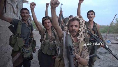 Photo of سعودی اتحادی فوج کی پریڈ پر یمنی فوج کا حملہ