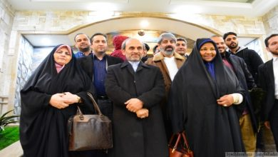 Photo of مرضیہ ہاشمی کی واپسی امریکہ کی شکست،حق و انصاف کی فتح