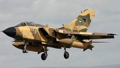 Photo of سعودی جنگی طیاروں کی صنعا پر بمباری