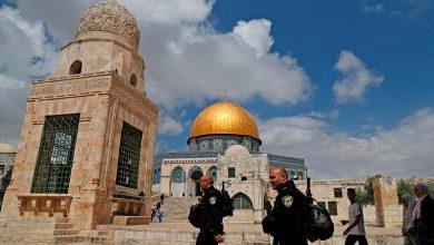 Photo of اسرائیل کا مسجد اقصیٰ پردھاوا نمازیوں پرتشدد