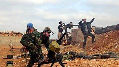 Photo of شامی فوج نے دہشت گردوں کا حملہ ناکام بنادیا