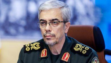 Photo of ایرانی عوام انقلابی امنگوں پر قائم ہیں، جنرل باقری
