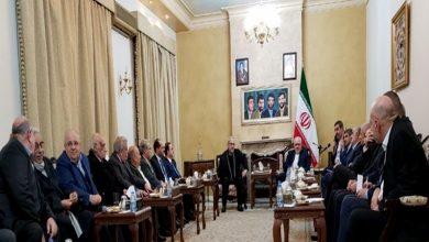 Photo of ایران فلسطینی عوام کی حمایت جاری رکھے گا، وزیر خارجہ جواد ظریف