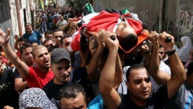 Photo of اسرائیلی فوجیوں کے ہاتھوں ایک اور فلسطینی کی شہادت