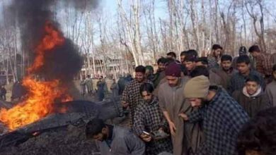 Photo of ہندوستان کے 2 طیارے تباہ